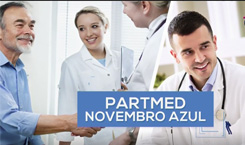 PartMed - Campanha Novembro Azul no Programa Raul Gil