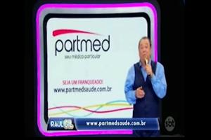 PartMed participa do Programa Raul Gil sobre Emagrecimento Saudável